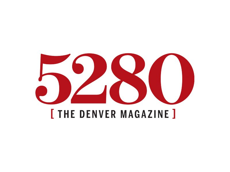Logo for 5280 The Denver Magazine.