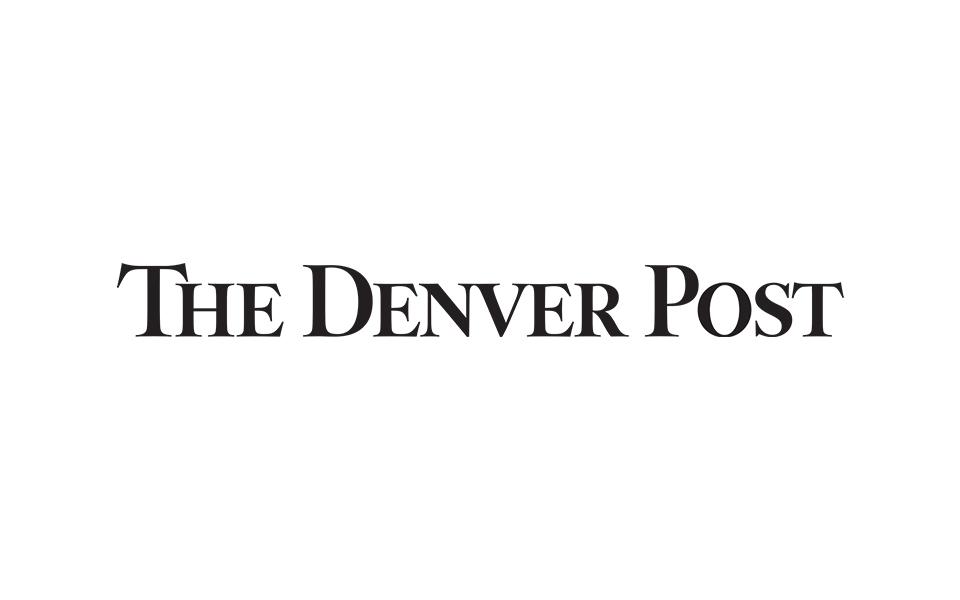 Logo for The Denver Post
